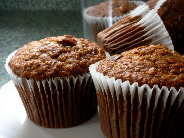 love these Whole Wheat, Oatmeal, Cranberry Muffins. They are ...