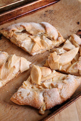 Rustic Apple Danish Crostata