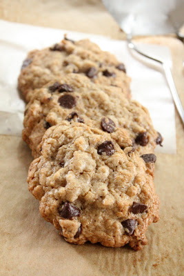 Ultimate healthier oatmeal and chocolate chip cookies