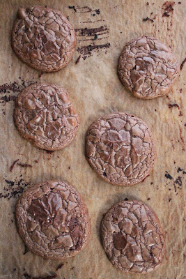 Brownie cookies-Eat good 4 Life