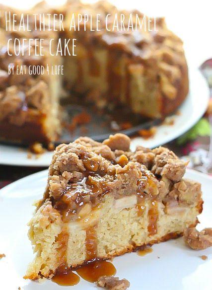 Apple coffee cake | Eat Good 4 Life