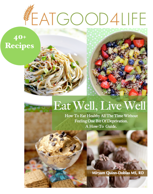 Eat Well, Live Well E-book