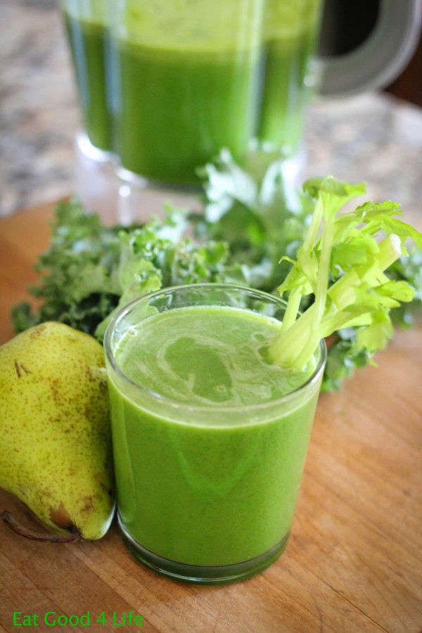 To the max green juice