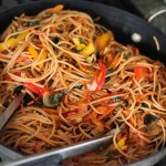 Veggie Lo Mein: Eatgood4life.com