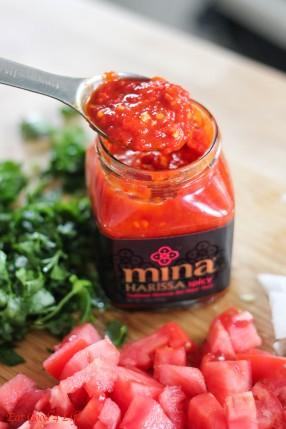 Harissa Moroccan meatballs9: Eatgood4life.com