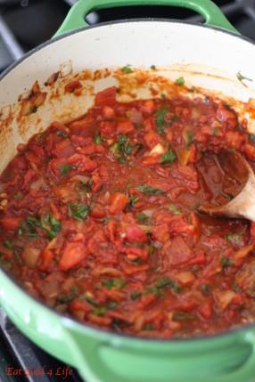 Harissa Moroccan meatballs3: Eatgood4life.com