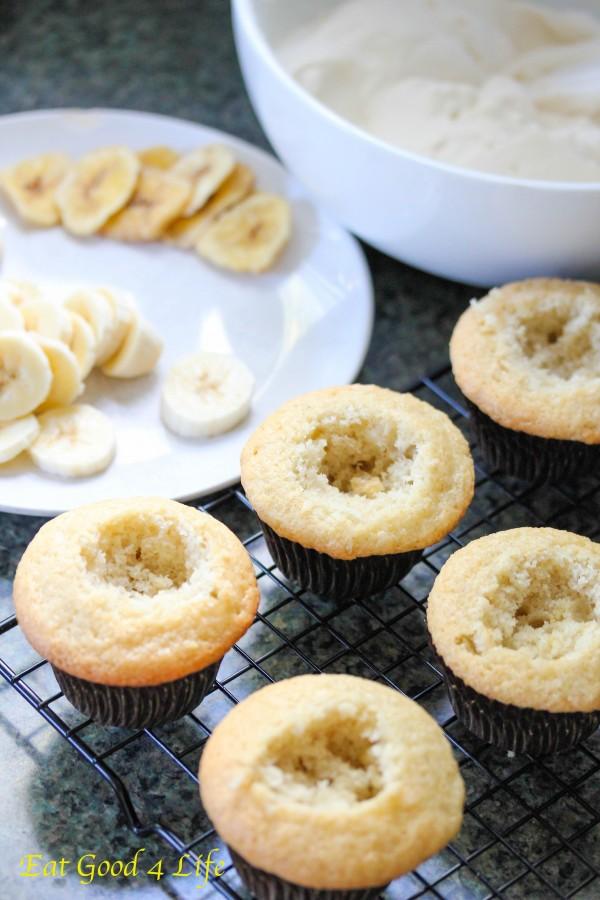 Gluten free Banana pudding cupcakesjpg2: Eatgood4life