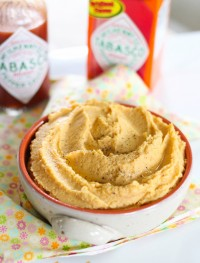 Spicy hummus: Eatgood4life.com