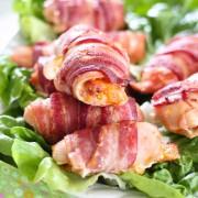Bacon wrapped stuffed chicken:Eatgood4life.com