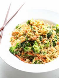 Thai quinoa salad from eatgood4life.com