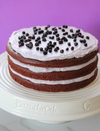 Quinoa chocolate cake from eatgood4life