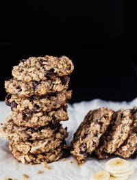 Gluten free chocolate chip cookies   Eat Good 4 Life