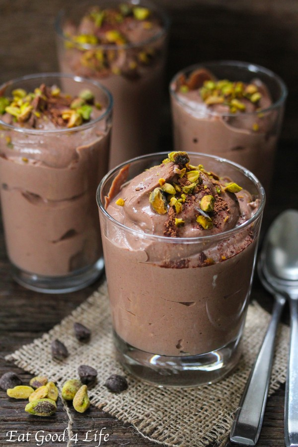 Baileys chocolate mousse