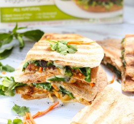 thai quesadillas