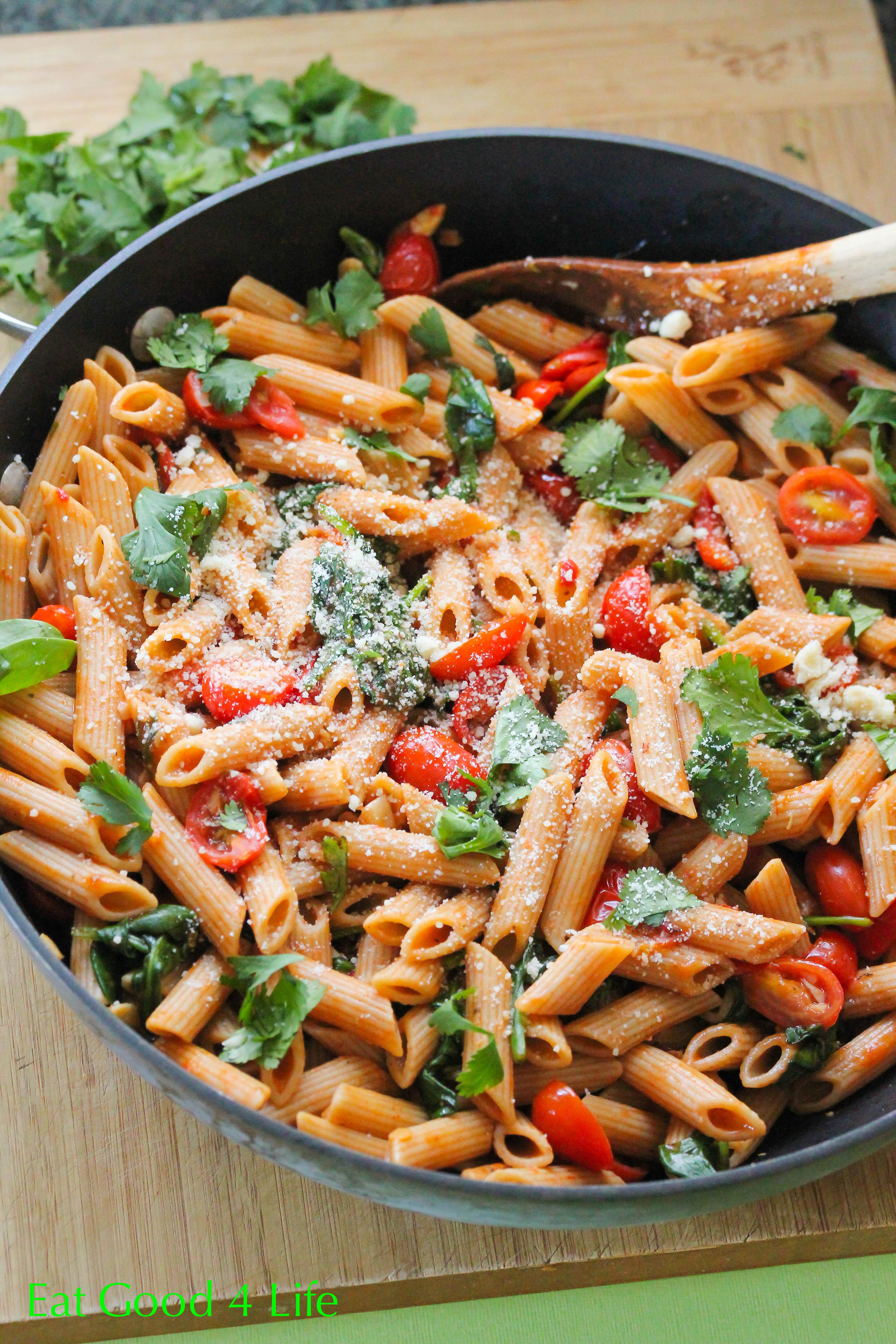 Delicious easy pasta dinner recipes