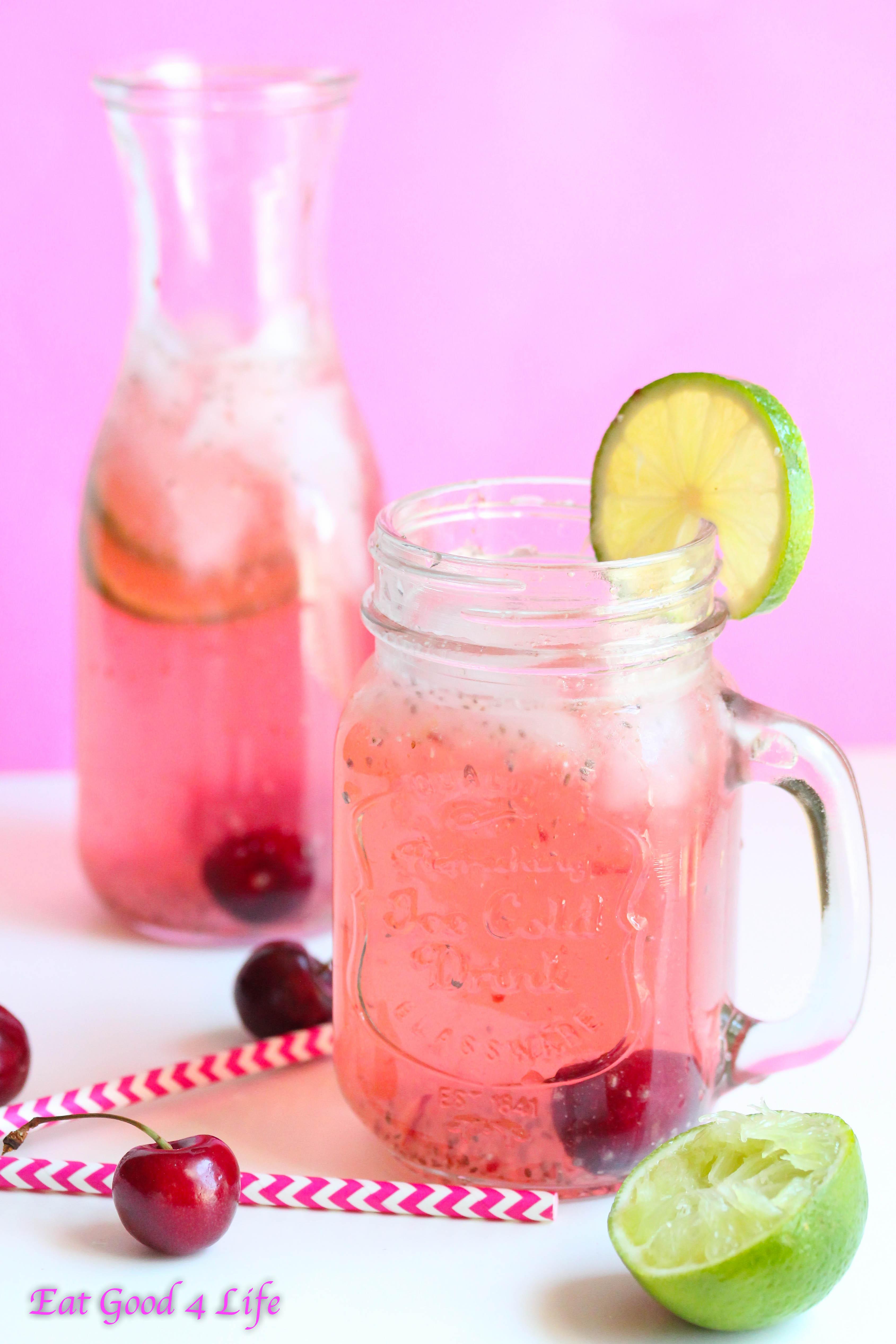 Chia Limeade Recipe — Dishmaps