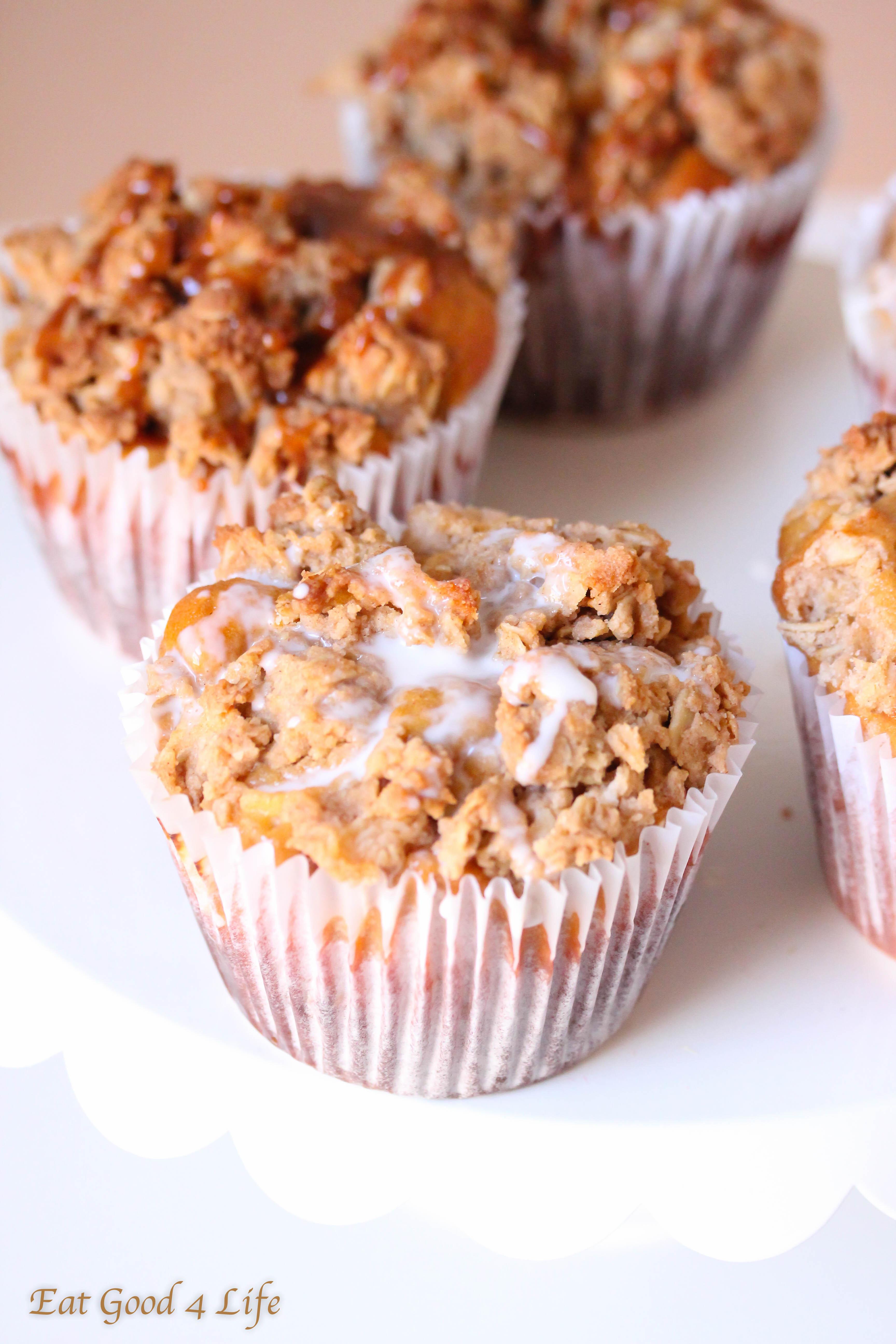 Damndelicious Net    Coffee Cake Muffins