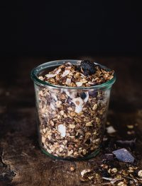 Chocolate coconut granola | Eat Good 4 Life