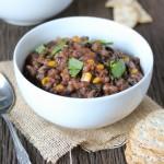 slow cooker orca bean soup