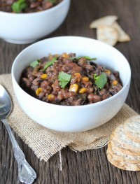 slow cooker orca bean soup