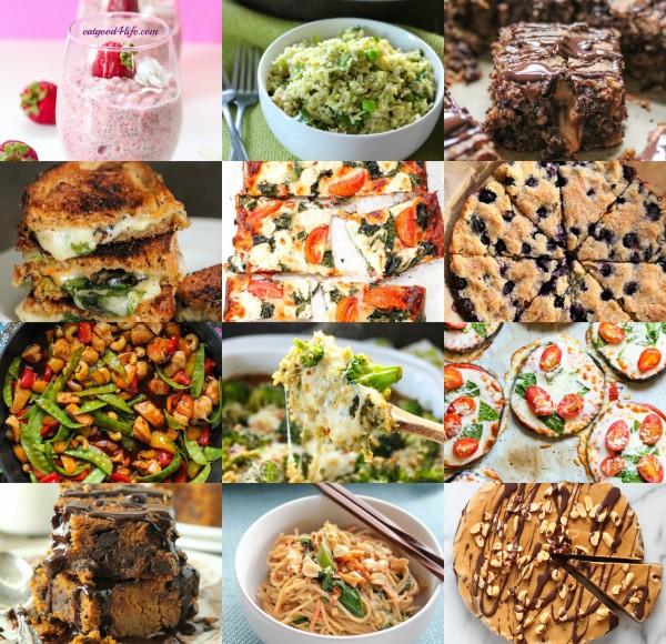 Eat Good 4 Life 2014 best recipes