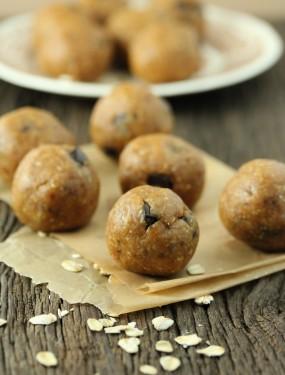 No bake gluten free cookie dough