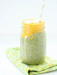 antioxidant kiwi mango smoothie