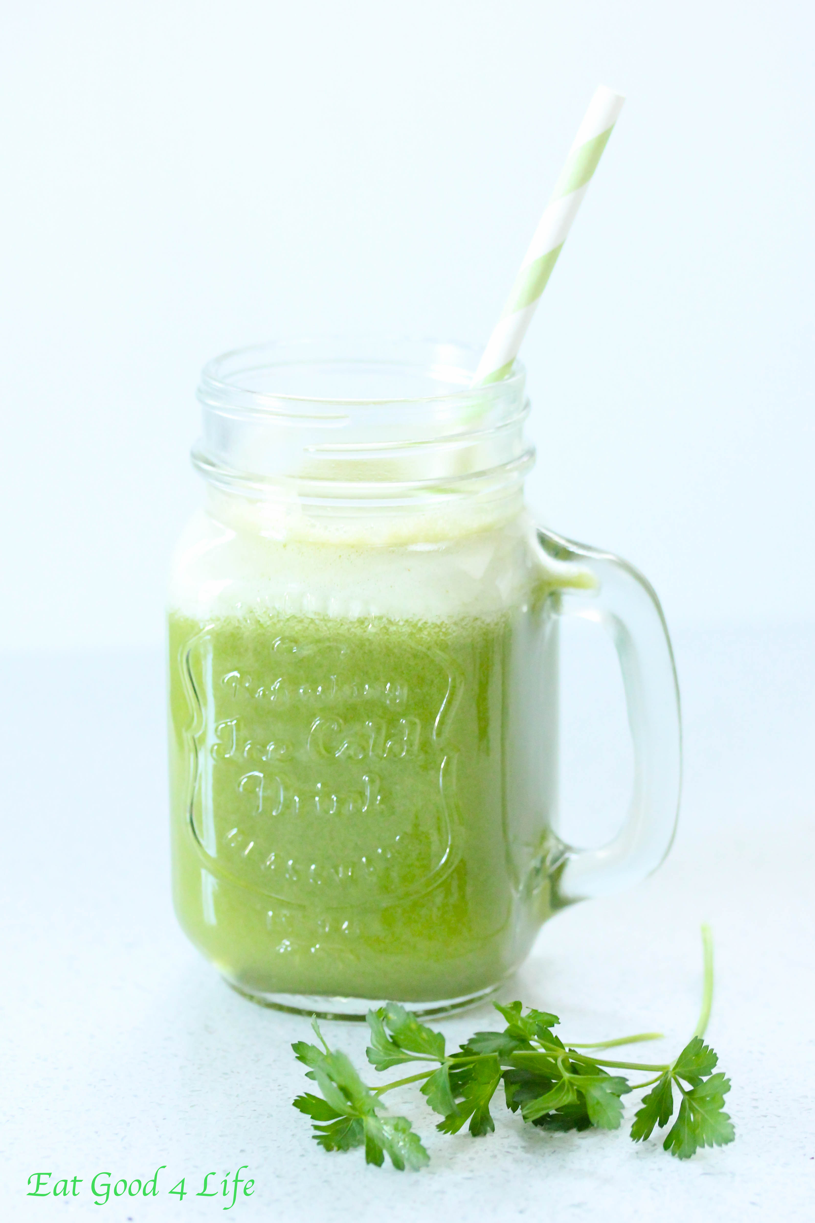 Super Refreshing Green Juice