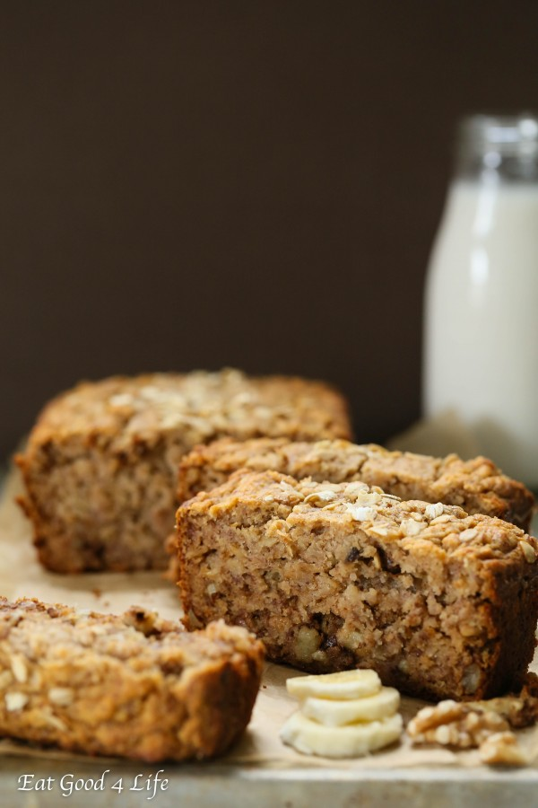 Gluten free banana bread | Eat Good 4 Life