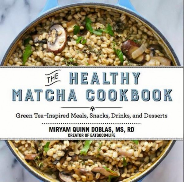 The healthy matcha cookbook | Eat Good 4 Life