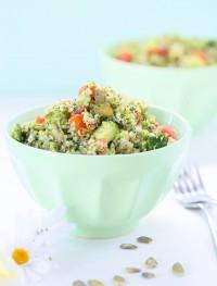 Broccoli quinoa salad | Eat Good 4 Life