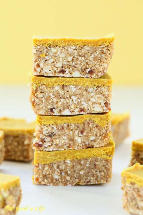 superfood lemon bars | Eat Good 4 Life