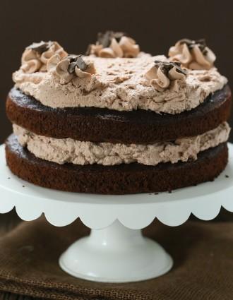 Chocolate mousse cake | Eat Good 4 Life