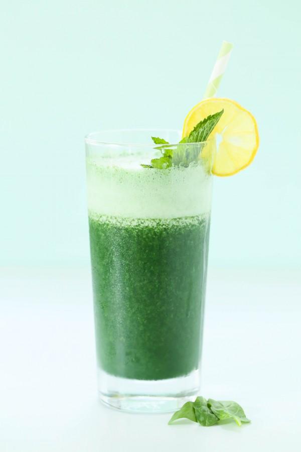 Detox Spirulina Smoothie | Eat Good 4 Life
