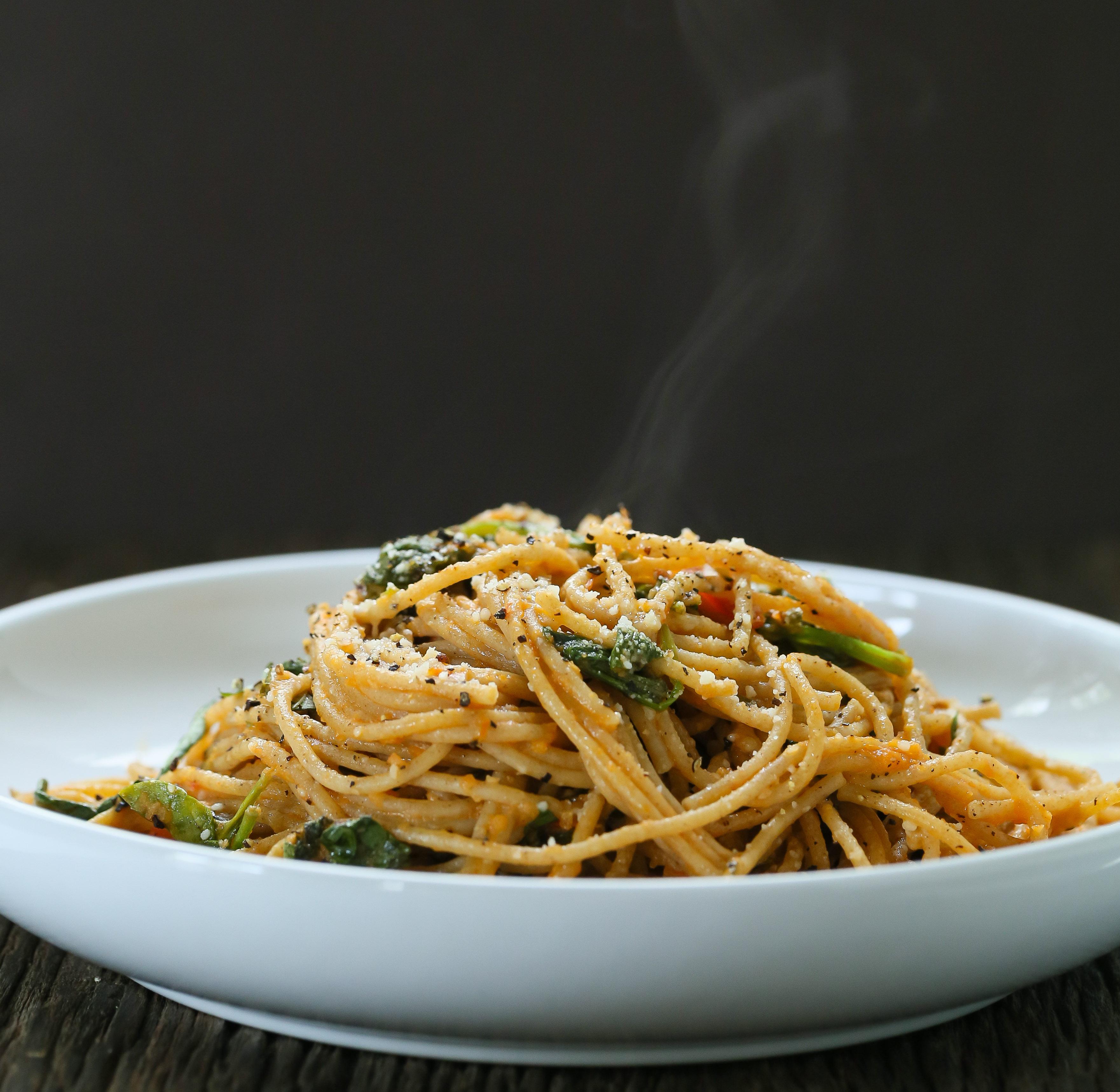 how to make tomato spaghetti