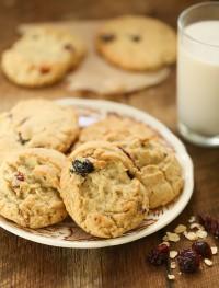 Cranberry oatmeal cookies | Eat Good 4 Life