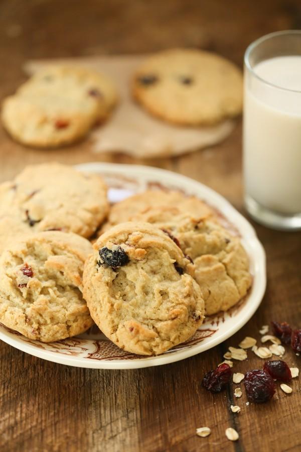 Cranberry oatmeal cookies   Eat Good 4 Life