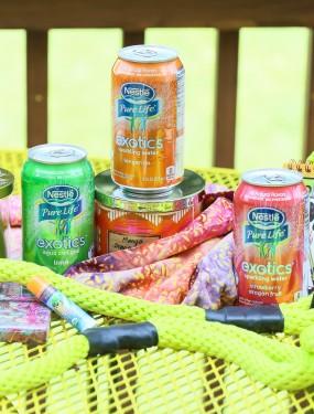 Nestle Pure Life Exotics   Eat Good 4 Life