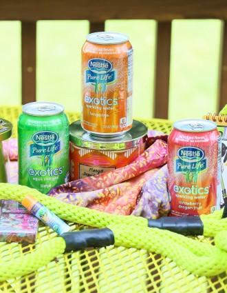 Nestle Pure Life Exotics | Eat Good 4 Life