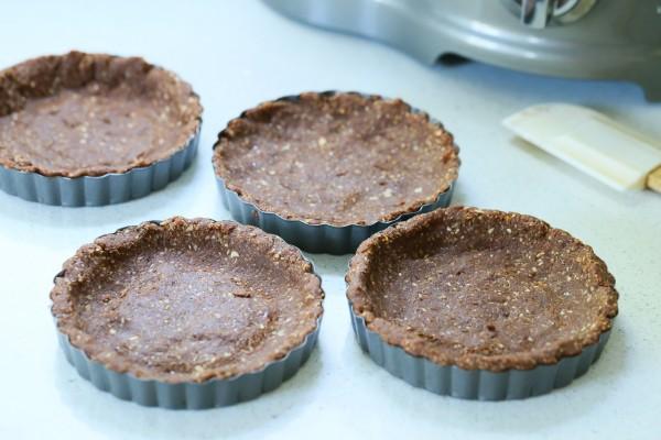 No bake mini strawberry pies | Eat Good 4 Life