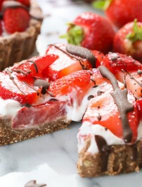 No bake mini strawberry pies   Eat Good 4 Life