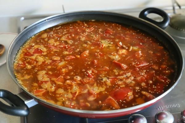 Quinoa chorizo paella | Eat Good 4 Life