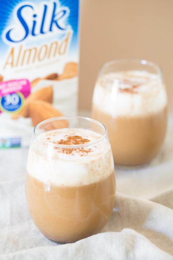 Dairy free pumpkin latte | Eat Good 4 Life