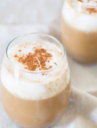Dairy free pumpkin latte | Eat Good 4 Life