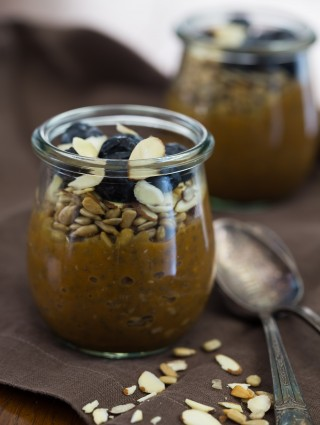 Pumpkin pie chia seed pudding | Eat Good 4 Life