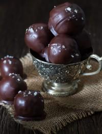 healthy pumpkin truffles | Eat Good 4 Life