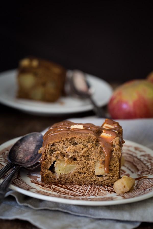 Gluten free apple cake | Eat Good 4 Life