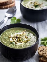Thai curry coconut soup | Eat Good 4 Life