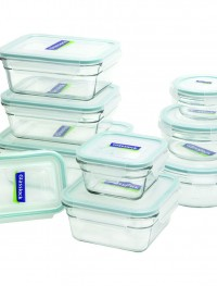 Glas containers