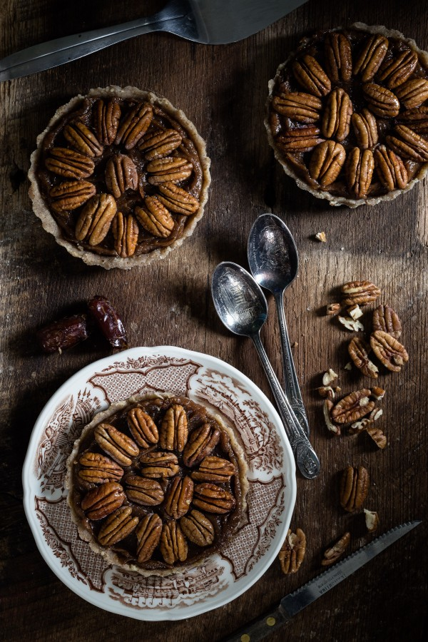 No bake gluten free vegan pecan pie | Eat Good 4 Life